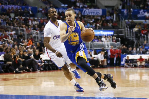 Who Has the Edge at Each Position in Warriors-Clippers Playoff Series?