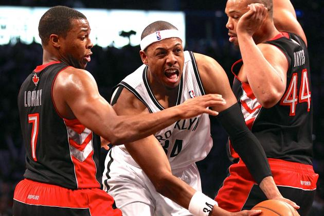 Brooklyn Nets  vs. Toronto Raptors: Eastern Conference Round 1 Preview