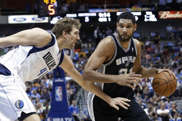 NBA Betting Odds Favor San Antonio to Win Western Conference