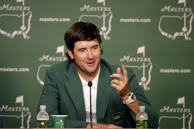 Bubba Watson Reportedly Leaves $148 Tip at Waffle House