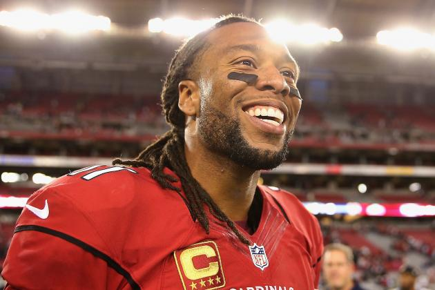 Arizona Cardinals' Larry Fitzgerald to Be Honored for off-the-Field Work