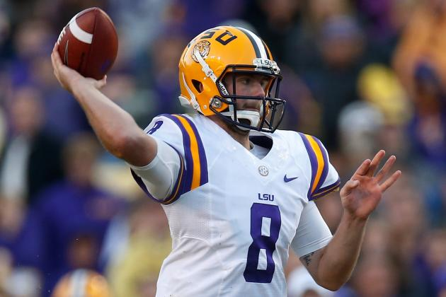 Mettenberger a 2nd-Round Pick, Fourth QB Chosen, Mel Kiper Jr. Predicts