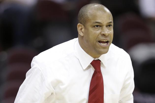 NIU Men's Basketball Coach Mark Montgomery Extended Through 2018