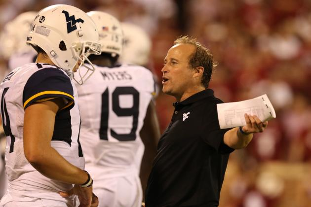 Full-Contact Practices a Hit with Holgorsen, QBs