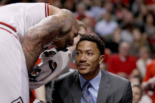 Chicago Bulls Expect Derrick Rose to Be 100% by Next Season's Start