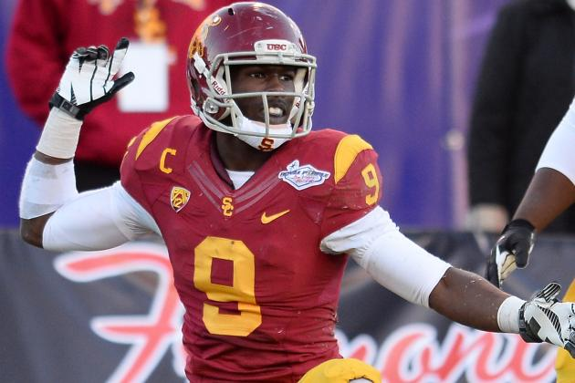 Source: USC WR Marqise Lee Visited Patriots, Lions This Week