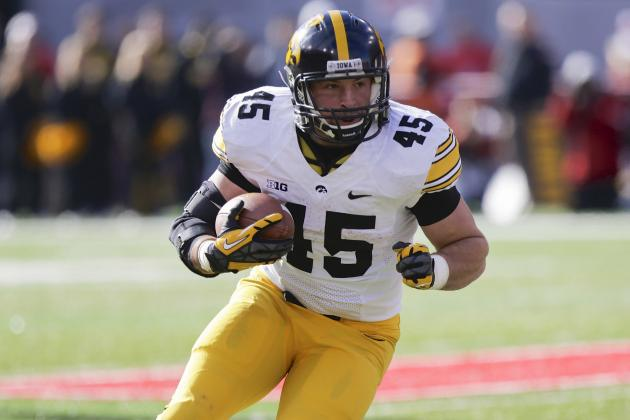 PREDICTING IOWA FOOTBALL'S RUNNING BACK PRODUCTION IN 2014