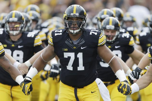 Iowa DT Carl Davis