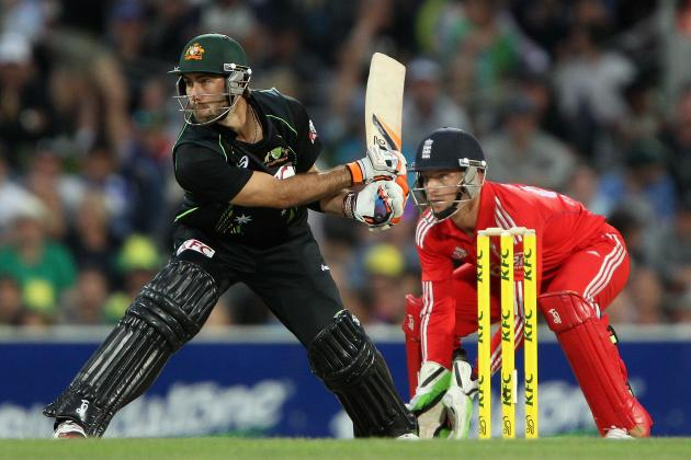 Glenn Maxwell 95 from 43: Breaking Down Kings XI Punjab Star's Innings