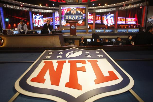 2014 NFL Draft Order: Complete Listing of Every First Round Selection