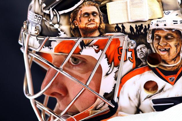 How Steve Mason's Injury Affects the Philadelphia Flyers' Playoff Hopes