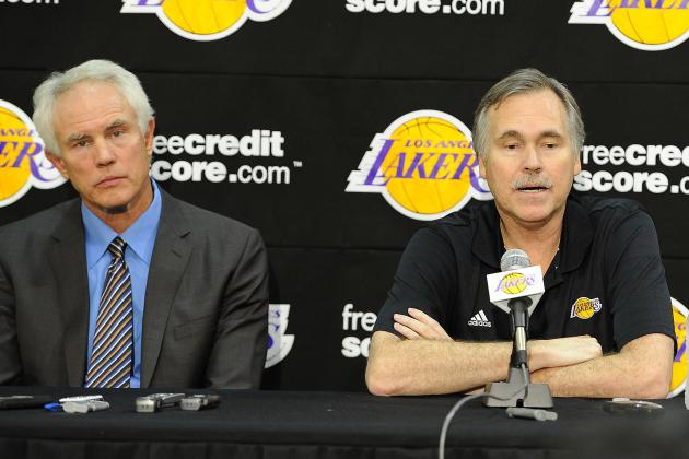 Takeaways from Mike D'Antoni and Mitch Kupchak's Season-Ending Lakers Presser