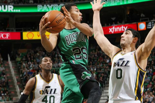 Celtics Lose Tiebreaker with Jazz
