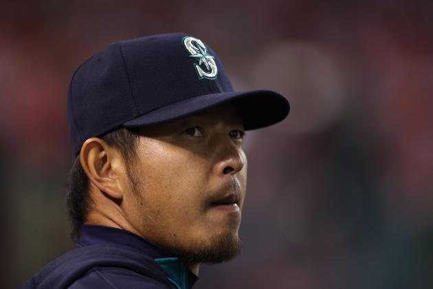 Hisashi Iwakuma Cleared to Begin Rehab Assignment