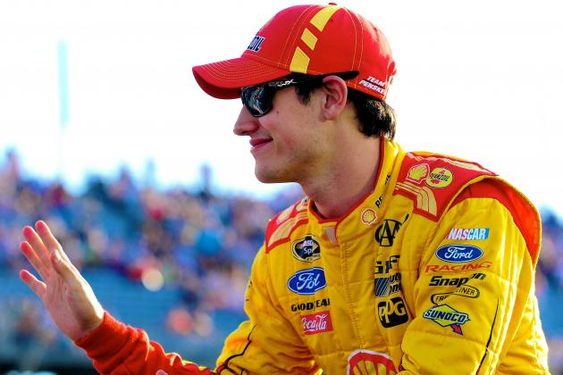 Is Joey Logano Set to Have a Career Season in 2014?