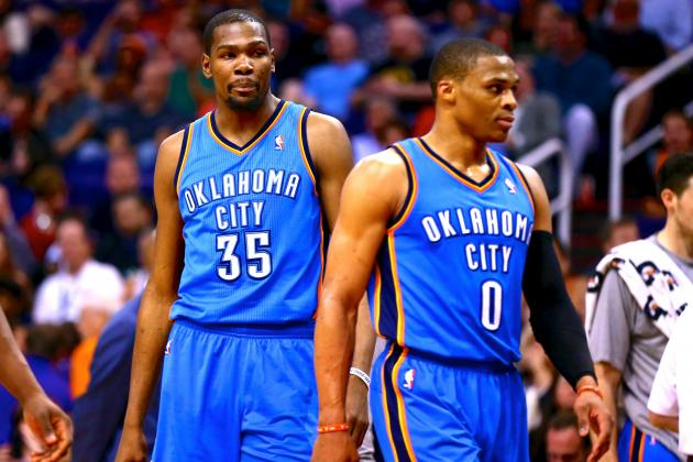 The Mysterious Case of Kevin Durant and Russell Westbrook
