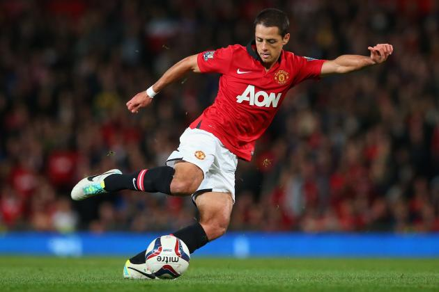 Complete Analysis of Javier Hernandez's Manchester United Role vs. Mexico Role