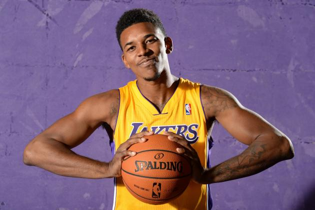 Female Fans Ask Nick Young to Prom on Twitter, Get Upset When He Doesn't Respond