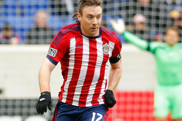 Chivas USA Rookie McNamara to Undergo Surgery for Torn ACL