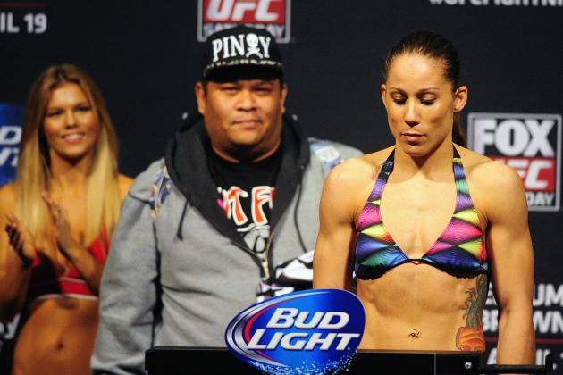 Carmouche vs. Tate: Loser Should Be Released from UFC