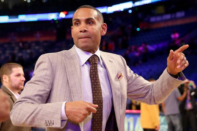 Report: Grant Hill Headlines Detroit Pistons' List of Candidates for Next GM