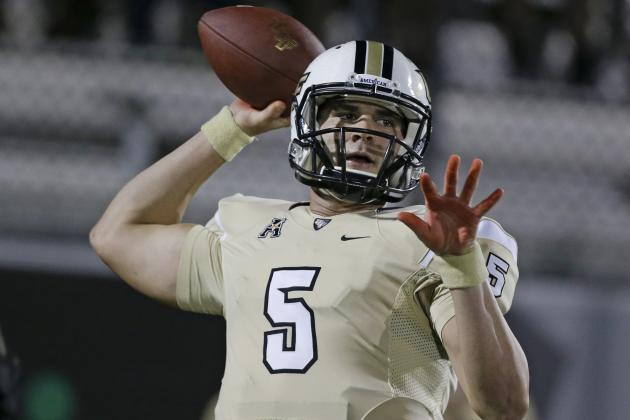 NFL Draft 2014: Predicting Landing Spots for Top Quarterbacks in the Draft