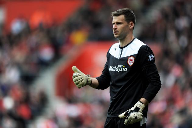 David Marshall Determined to Save Cardiff City from Relegation