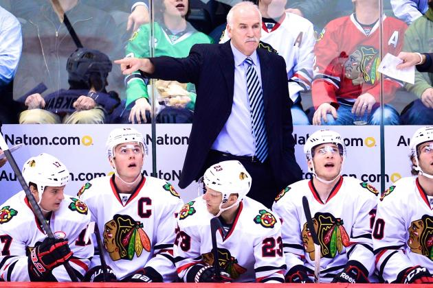 Joel Quenneville Fined $25,000 for Inappropriate Conduct