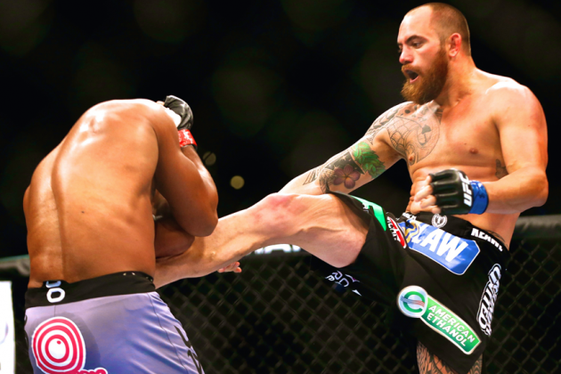 Travis Browne Could Breathe New Life into Rapidly Aging UFC Heavyweight Division