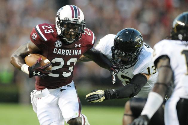 2014 Atlanta Falcons Potential Draft Pick Profile: WR Bruce Ellington