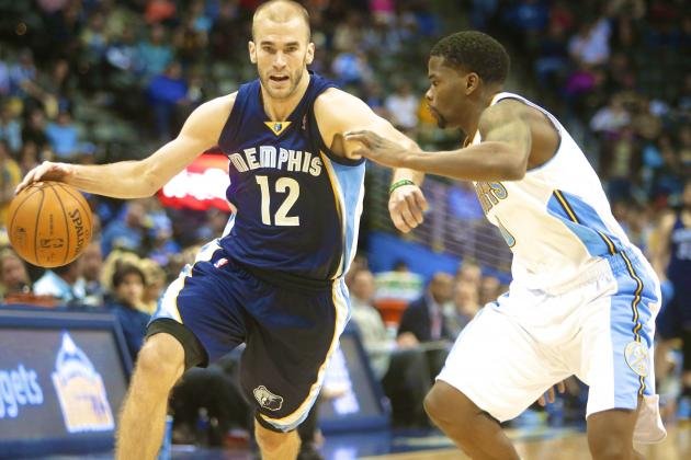 Report: Nick Calathes Faces 20-Game Suspension for Positive Drug Test