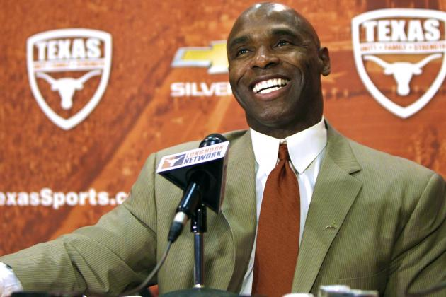 What to Expect from Charlie Strong's Texas Spring Game Debut