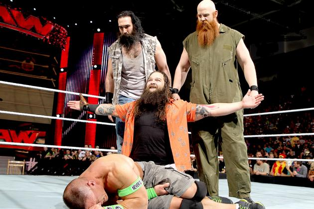 Analyzing John Cena's Immediate Impact on Bray Wyatt's WWE Career