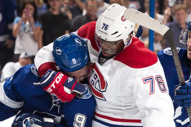 Habs Dominate Lightning to Take First Two Games on Road, Control of Series