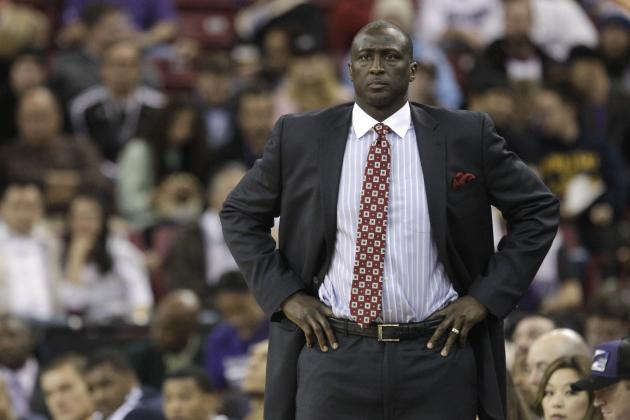 Utah Jazz Refute Reports of Coach Tyrone Corbin's Imminent Dismissal