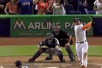 Stanton's Walk-off Grand Slam