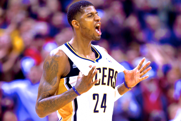 How Paul George Used Kobe Bryant as His Guide in Becoming an NBA Star