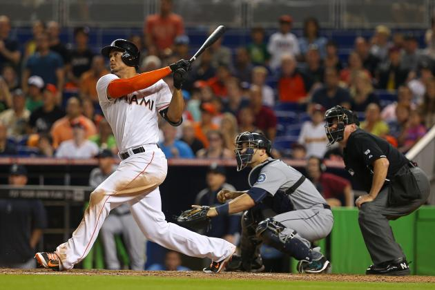 Why Are MLB Teams Still Pitching to Giancarlo Stanton?