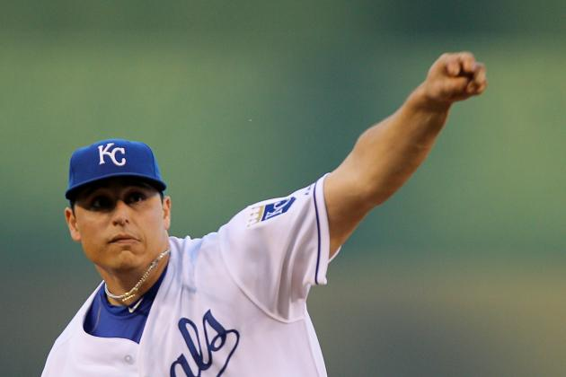 Vargas Shuts Down Twins, Leads Royals to 5-0 Win