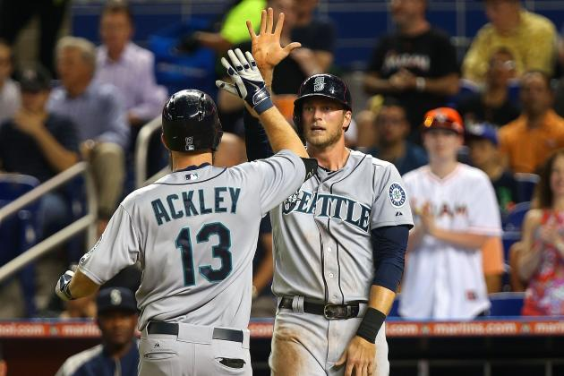 Marlins Do Awful Marlins, Mariners Do Worse Mariners