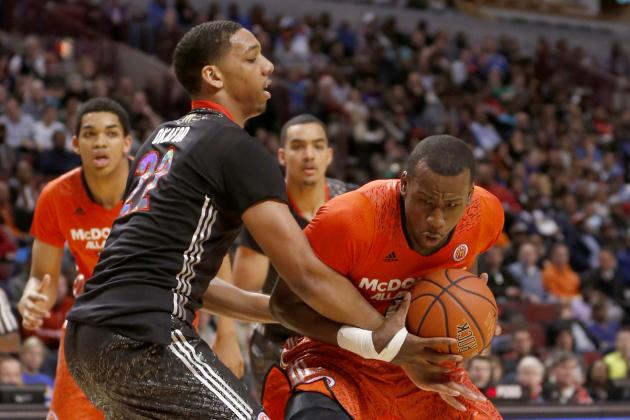 Post Players Shine in 2014 Jordan Brand Classic: Is Year of the Big Man Coming?