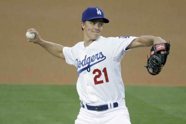 Greinke Ties Record for Consecutive Starts with Two or Fewer Runs