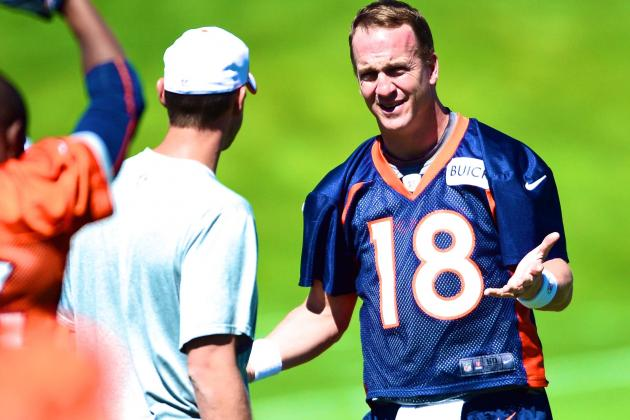 Tracking NFL's Investigation into Peyton Manning, Adam Gase's Visit to Alabama