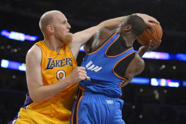 Why Chris Kaman Will Be a Steal in 2014 Free-Agency Market
