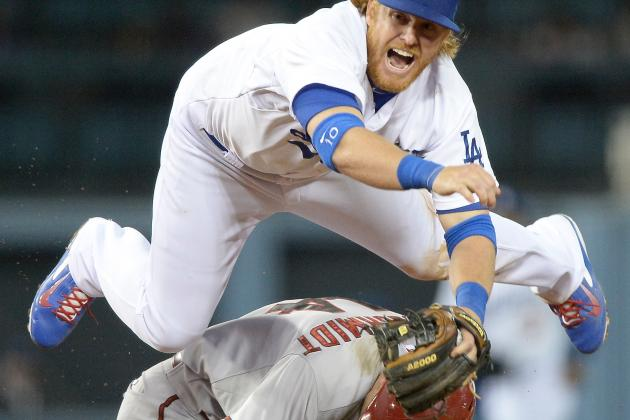 D'backs Beat Dodgers 4-2 in 12 Innings