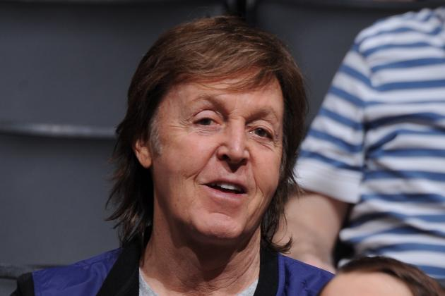 Video: Luis Suarez Interviews Paul McCartney