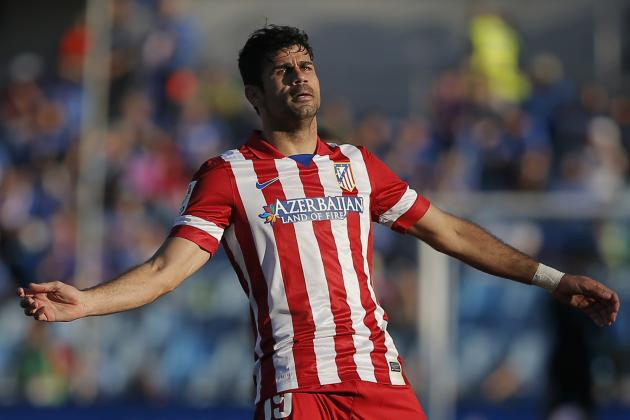 Chelsea Transfer News: Diego Costa Must Be Top Target Ahead of Edinson Cavani