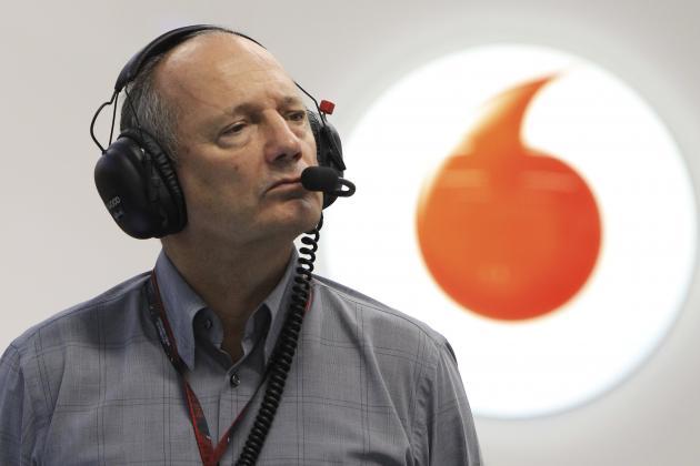Exclusive Interview with McLaren Chief Ron Dennis