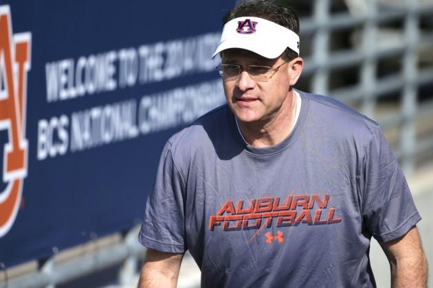 Auburn A-Day Game 2014: Date, Start Time, TV Info and More