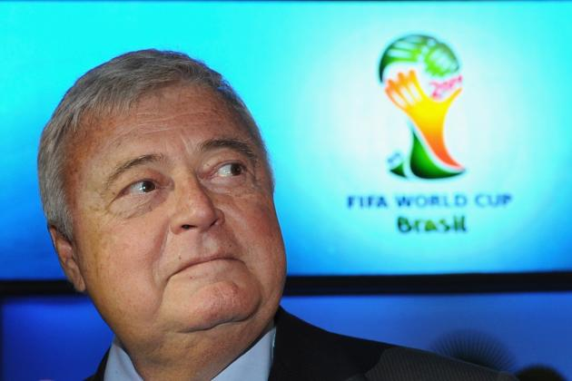 Money Transfer to FIFA Executive Ricardo Teixeira's Daughter Under Investigation